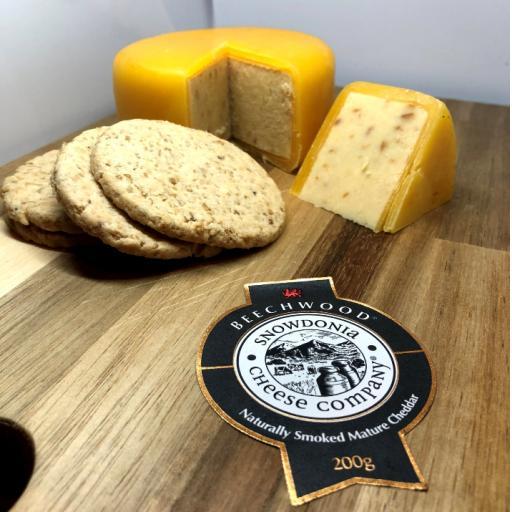 Snowdonia Beechwood Cheese