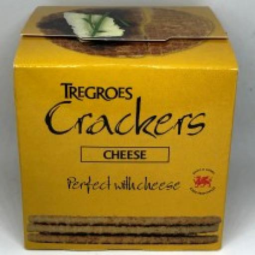 Tregroes Cheese Crackers