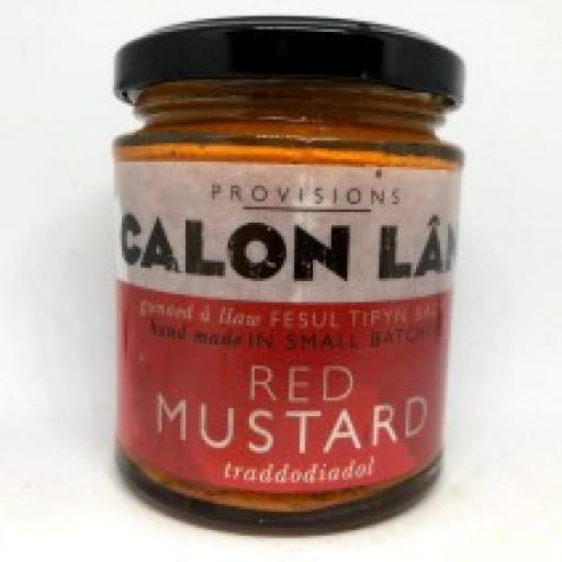 Calon Lân Red Mustard