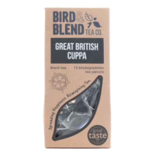 Bird and Blend Teas