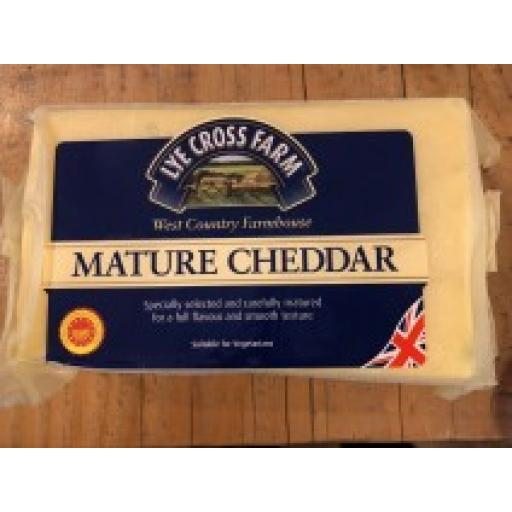 Lye Cross Farm Mature Cheddar