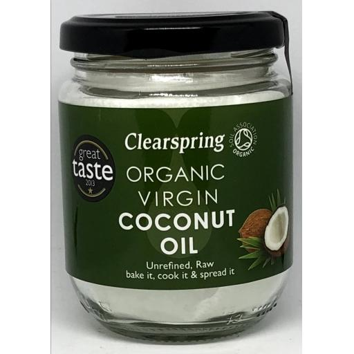 Clearspring Organic Coconut Oil