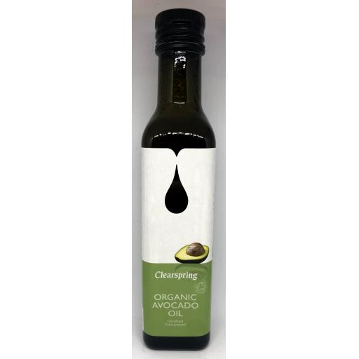 Clearspring Organic Avocado Oil