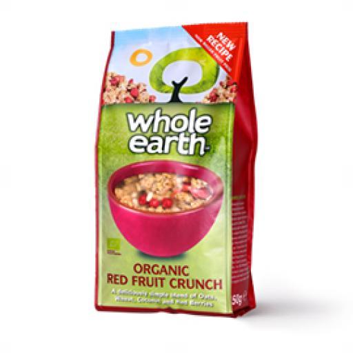 Organic Red Fruit Crunch