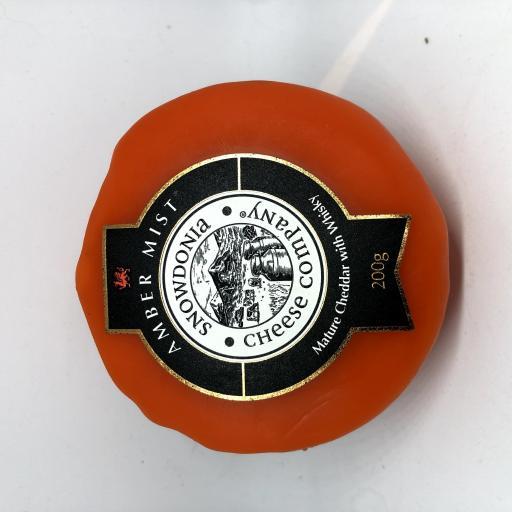 Snowdonia Amber Mist Cheese