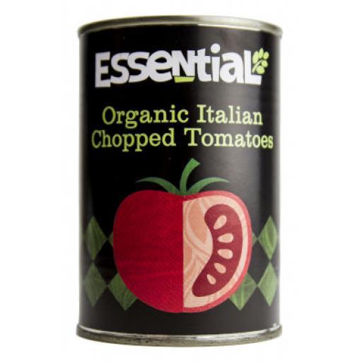 Organic Italian Chopped Tomatoes