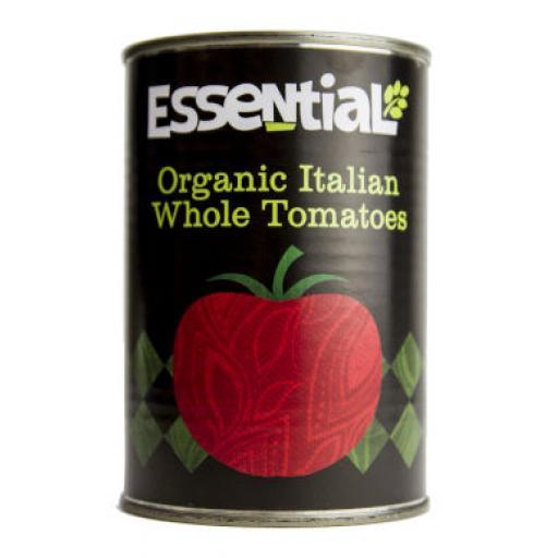 Organic Italian Whole Tomatoes