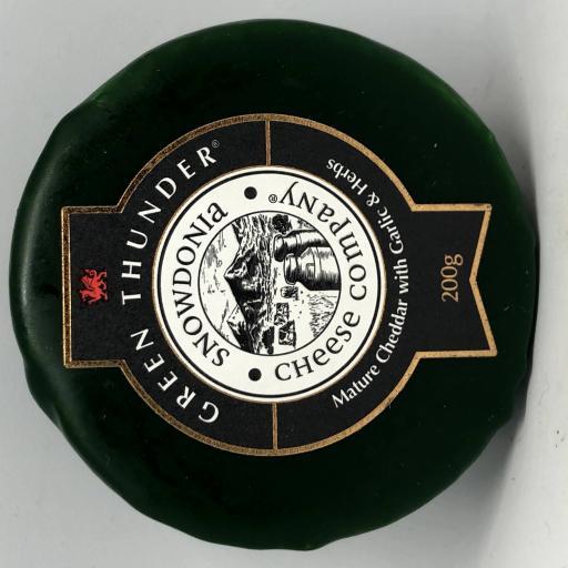 Snowdonia Green Thunder Cheese
