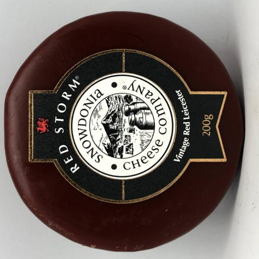 Snowdonia Red Devil Cheese